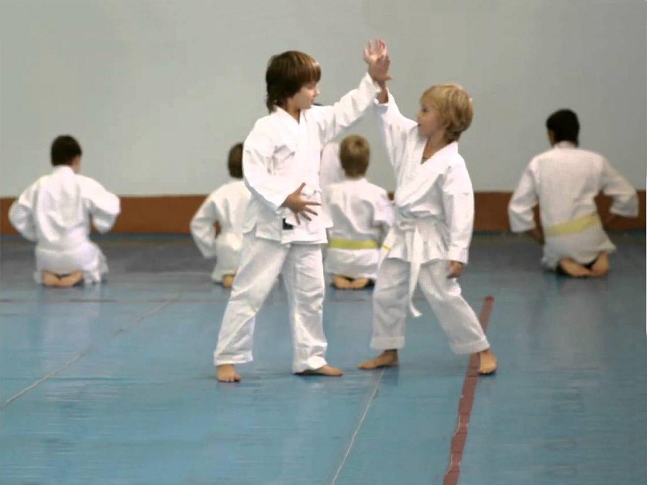 Clases de Aikido para mujeres y niños